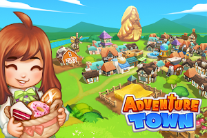 Screenshot of Adventure Town