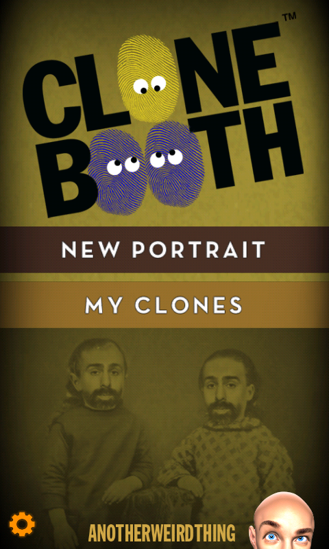 Clone Booth - screenshot