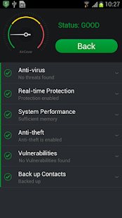 AirCover Security - screenshot thumbnail