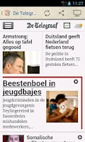 Screenshot of Nederland Kranten