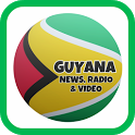 Guyana News, & Radio icon