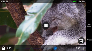 Screenshot of Video Player Ultimate(HD)