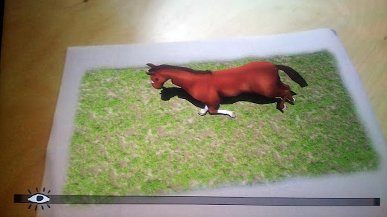 Horse AR - screenshot