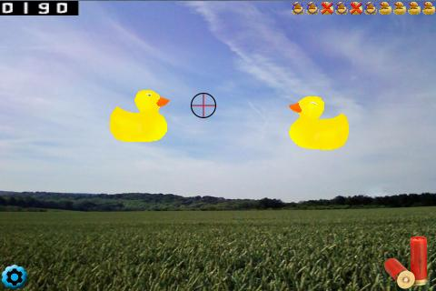 Rubber Duck Hunter Free- screenshot