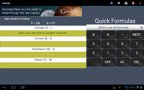 Scientific Calculator v3.6.2