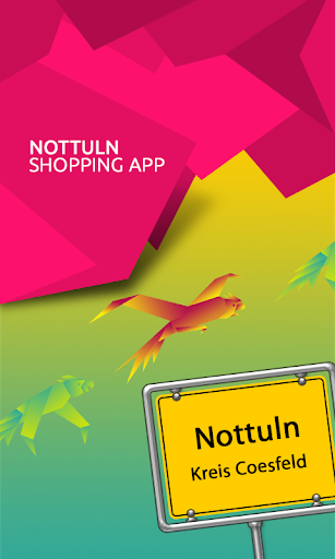 Nottuln Shopping App