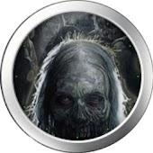 Zombie Clock Widget