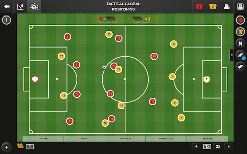 Mourinho Tactical Board Pro- screenshot thumbnail