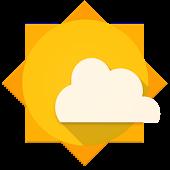 Bold Weather Icons for Chronus