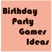 Birthday Party Games ideas