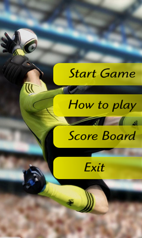 Soccer Football Super Game- screenshot