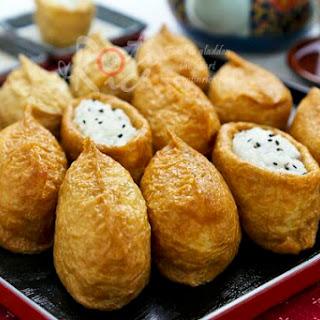 Inarizushi (Sushi Tub Part 1)