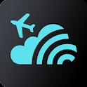 Skyscanner minden járat logo