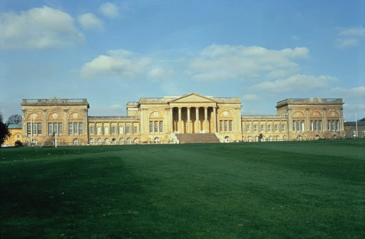 Stowe House, south facade, 2001