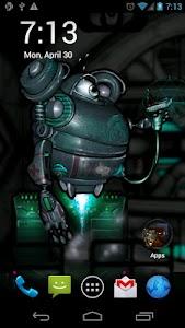 Robot Squad Live Wallpaper v1.0.1