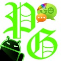 GOSMS PoisonGreen Theme - Free icon