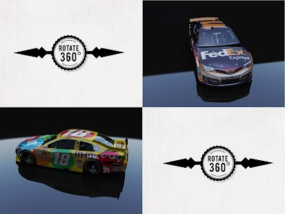 Chase Guide - Joe Gibbs Racing - screenshot thumbnail