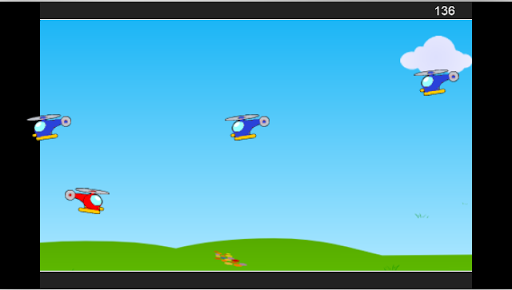 Helicopter Easy Adictive Game
