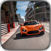 city speed car: Thrill racing
