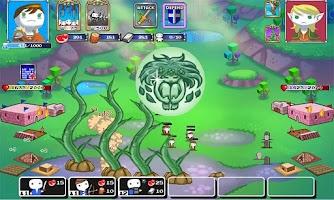 Screenshot of Nano Kingdoms - New Age
