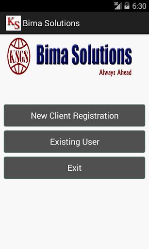 Bima Solution Tab