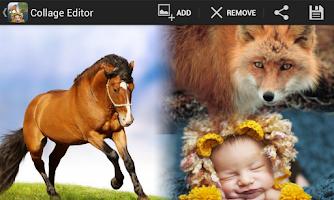Screenshot of PicMix Free , Insta Collage