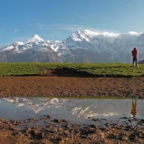 Madmaheswar by Abhishek Ghosh - Landscapes Mountains & Hills