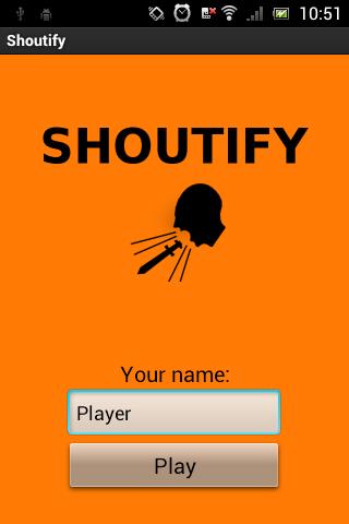 Shoutify
