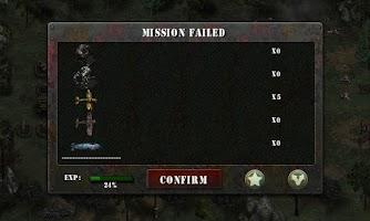 Screenshot of Soldier of Glory WW2 Halloween