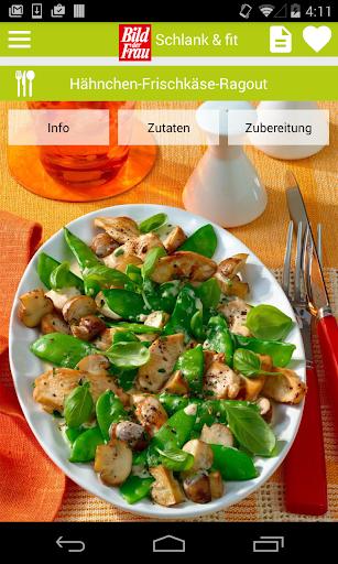 玩免費遊戲APP|下載Rezepte mit Schlank & fit app不用錢|硬是要APP