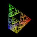 OpenGL ES Sierpinski Gasket icon
