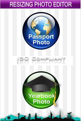 Passport Photo Yearbook Photo