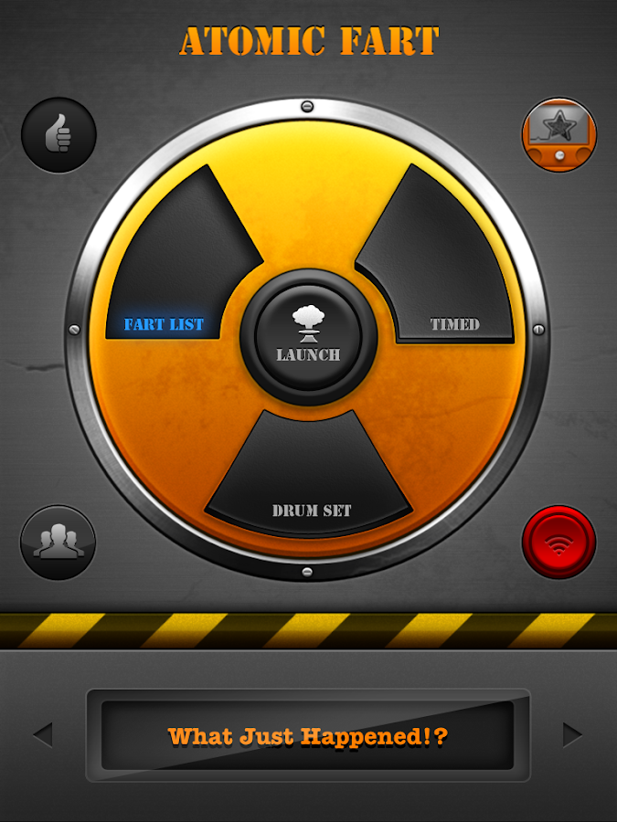 Atomic Fart FREE- screenshot