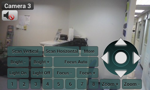 Cam Viewer for Bosch cameras