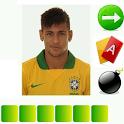 Quiz Futbolistas Brasil 2014 icon