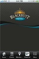 Screenshot of Blackbutt Hotel