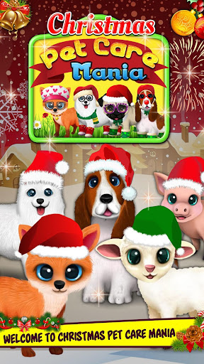Christmas PetCare Mania