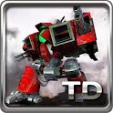 Steel VS Claw(Tower Defense) icon