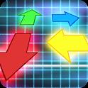 Arrow Swipe Run X: Rhythm game icon