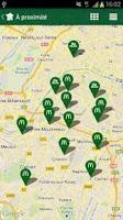 Screenshot of McDo France