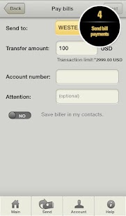 Western Union Money Transfer- screenshot thumbnail