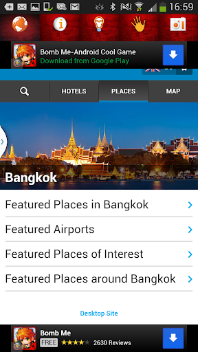 【免費旅遊App】Hotels in Bangkok-APP點子