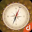Qibla Compass - Find Qibla icon