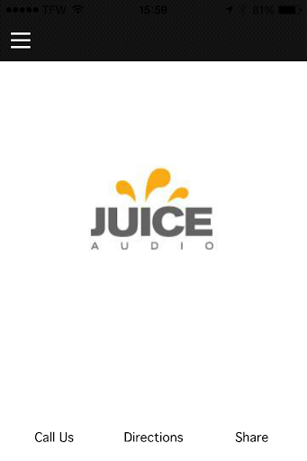 Juice Audio App