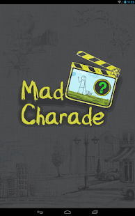 Mad Charade - Word Guessing- screenshot thumbnail