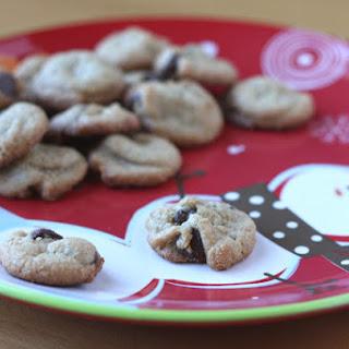 Peanut Butter Chocolate Chip Cookie Bites - Grain Free.