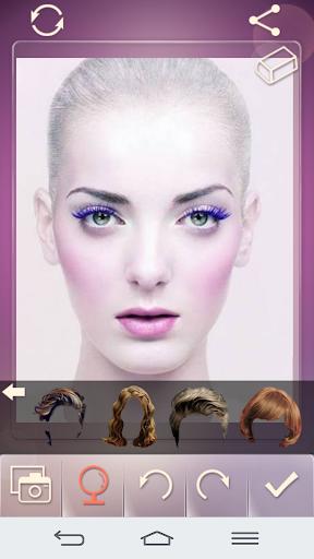 百變髮型師