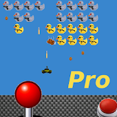 Space Rubber Duck Invaders pro