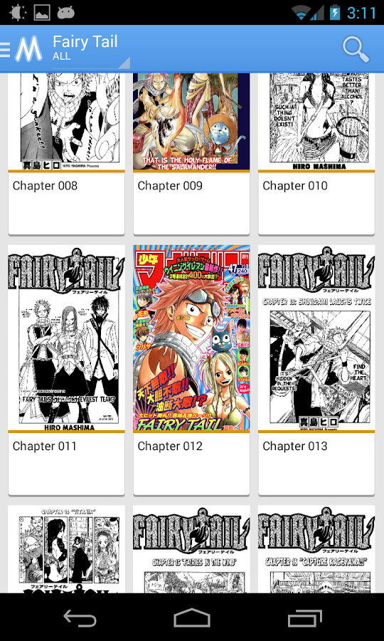 Manga Plus Reader - screenshot