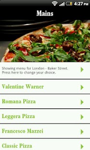 PizzaExpress - screenshot thumbnail